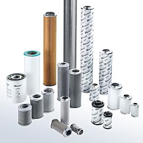 Replacement Filter Elements for Applications involving Hydraulic & Lubrication Oils (VN)