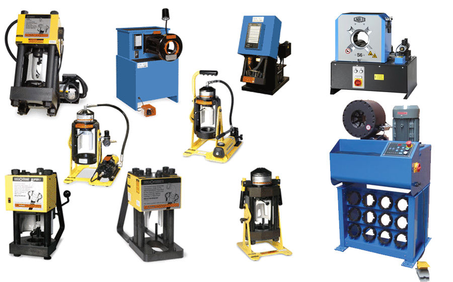 CRIMPING MACHINES (VN)